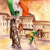 Saint Patricks Pub by Miki de Goodaboom