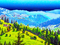 Vital Escape by GabeZ Art
