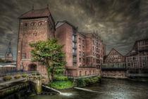 .. die alte Hanse by Manfred Hartmann