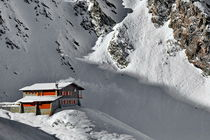 Bâlea Mountain Rescue, alt. 2044m by Sorin Lazar Photography