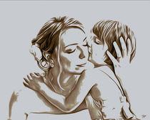 'love' von Wolfgang Pfensig