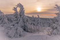 'Winter auf dem Fichtelberg' by Stefan Weiß