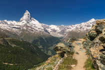 Hikes around Matterhorn by Frank Tschöpe