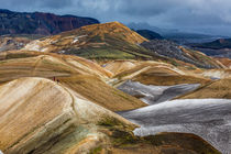 Hiking the Laugavegur by Frank Tschöpe