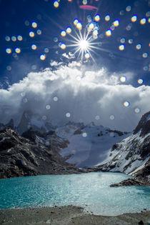 Clouds on Cerro Fitzroy von Frank Tschöpe