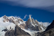 Clouds on Cerro Torre von Frank Tschöpe