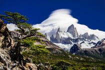 Lenticular clouds on Cerro Fitzroy von Frank Tschöpe