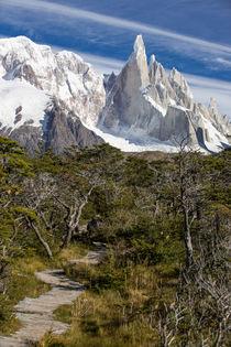 Path to Cerro Torre von Frank Tschöpe