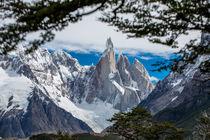Framing Cerro Torre in Patagonia von Frank Tschöpe