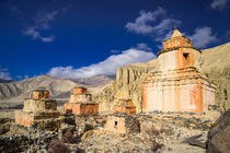Colorful Kingdom of Mustang by Frank Tschöpe
