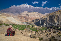 View into Kingdom of Mustang by Frank Tschöpe