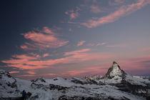 Panorama of Matterhorn by Frank Tschöpe