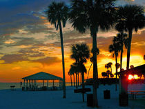 A Tampa Sunset von O.L.Sanders Photography