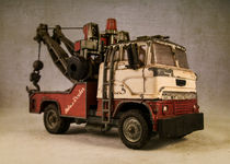 Wrecking Truck  von Rob Hawkins