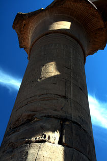 Luxor Temple by Bill Covington