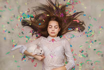 unexpected happiness by Inna Mosina