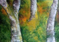 Sommerwald von Fanny Prankl