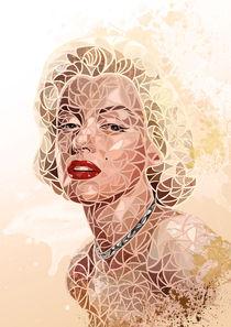 Marilyn Monroe  von Fulya Hocaoglu