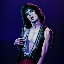 Mick Jagger 3 painting by Paul Meijering