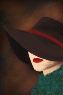 Die Hutfrau von Heike  Langenkamp