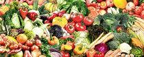 Gemüse satt von Heike  Langenkamp