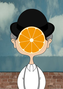 The Son of Clockwork Orange von Camila Oliveira