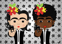 Pulp Fiction Frida von Camila Oliveira