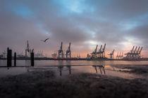An der Hafenkante von Simone Jahnke