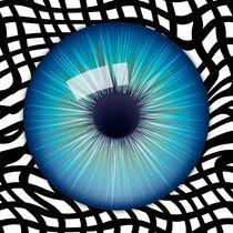 "Optical ""eye""llusion by Tanya  Hall"