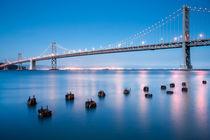The Bay Bridge, San Francisco von Martin Williams