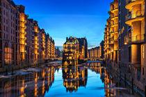 Hamburg Speicherstadt von Stefan Kloeren