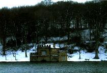 the boathouse new miller dam von Bill Covington