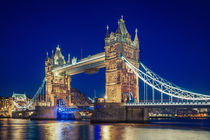 London & Blue Hour von Luis Henrique de Moraes Boucault