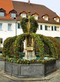 Osterbrunnen von gscheffbuch