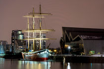 Glenlee tall ship von Sam Smith