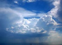 Stormy sky with clouds von Vladislav Romensky