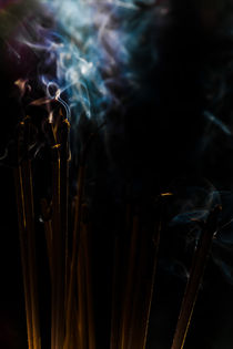 Incense Sticks by mroppx