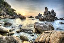 Cala-dels-frares-lloret-de-mar-sunrise