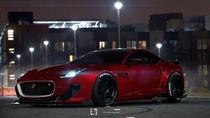 2015 Jaguar F-Type R Coupe by Sam Vesters