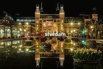 Rijksmuseum. Amsterdam. von Thomas Seethaler