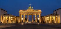 Berlin. Brandenburger Tor. von Thomas Seethaler