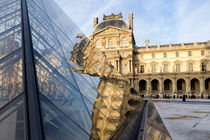 Glass Pyramid Louvre by Perry  van Munster
