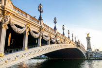 Pont Alexandre III by Perry  van Munster