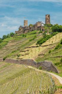 Burg Thurant 19 von Erhard Hess