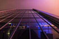 Hamburg Dockland @ Blueport (color) (Sascha Mueller) von Sascha Mueller