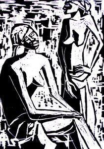 Afrikanerinnen von Eberhard Schmidt-Dranske