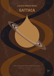 No588 My Gattaca minimal movie poster by chungkong