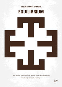 No595-my-equilibrium-minimal-movie-poster