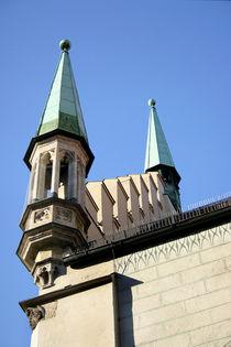 Altes Rathaus in München | Turmspitzen von lizcollet