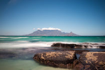 Table Mountain - Study 2 von Frank Stettler